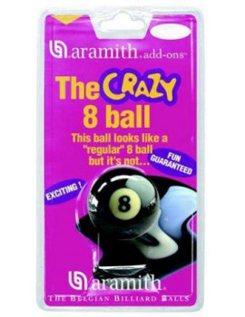 Aramith The Crazy 8 Ball Bola de Billar