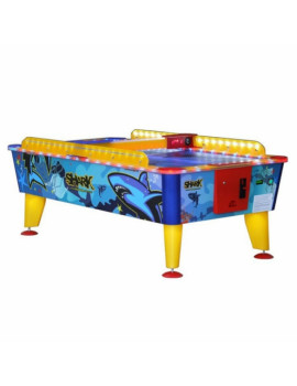 Buffalo shark air hockey